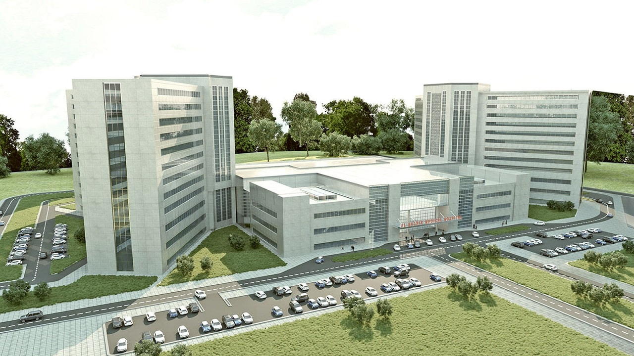 Health Buildings